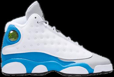 buy online 75249 de7f3 Air Jordan 13 Retro GS  Italy Blue