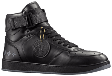 142b302372a Louis Vuitton Rivoli Sneaker Boot 'Black' - Louis Vuitton - 1A34BS ...