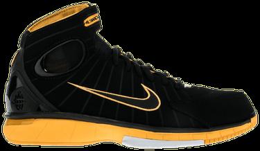 e12b1fcc6d03 Air Zoom Huarache 2K4  Black Maize  - Nike - 308475 003