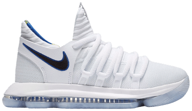 05e3fcbc5f5 Zoom KD 10 LMTD NBA GS  Warriors Home  - Nike - AJ7781 101