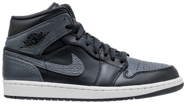 af61604530a Air Jordan 1 Mid 'Dark Grey' - Air Jordan - 554724 041 | GOAT