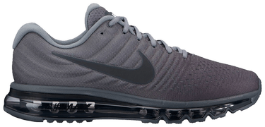 big sale b12bc 32098 Air Max 2017 'Cool Grey'