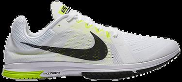 a9bf4b341ccd Zoom Streak LT 3  White Volt  - Nike - 819038 107