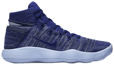 uk availability 58441 b319a Hyperdunk 2017 Flyknit  College Navy