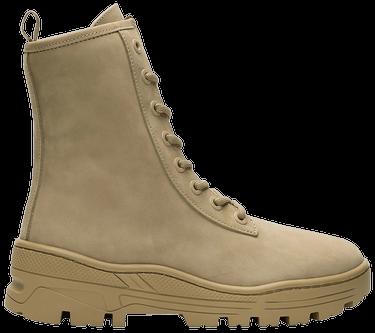 d7463122dc858 Season 5 Combat Boot  Taupe Nubuck  - Yeezy - KM4003 137
