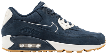 sneakers for cheap cad2a 6a925 Air Max 90 Premium 'Armory Navy' - Nike - 700155 403 | GOAT