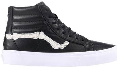 60c7a823c9172b Blends x Sk8-Hi Reissue Zip LX  Pony Hair . California brand BLENDS  partnered up with Vans to reissue the classic Bone Jazz Stripe ...