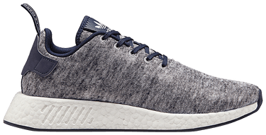 premium selection bf229 c3d62 United Arrows & Sons x NMD_R2 'Core Heather'