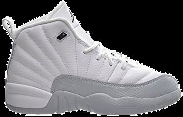 quality design 2fe76 c2749 Air Jordan 12 Retro PS 'White Wolf Grey'