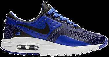 NIKE AIR MAX Zero Essential Gr.45 Schuhe Sneaker Herren schwarz Neu 876070 006