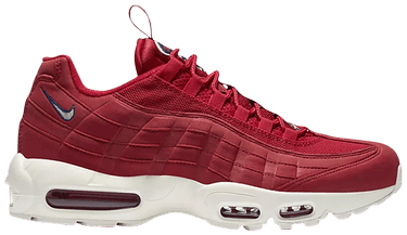 the latest bd096 39ce7 Air Max 95 TT Pull Tab 'Gym Red'