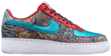 half off 8b61f 2f67e Bespoke Air Force 1 Low iD 'Sager Strong' - Nike - 815773 991 SAG | GOAT