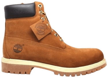 6 Inch Premium Boot nubuck boots Black