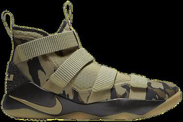 1635ee5e0e2 Zoom LeBron Soldier 11  Camo  - Nike - 897644 200