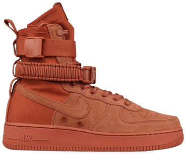 best website 45ffa 43a8b SF Air Force 1  Dusty Peach . Inspired by Nike s range of special field ...