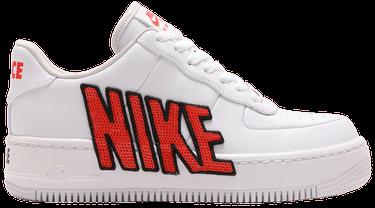 new style 611cc 5b0b8 Wmns Air Force 1 Upstep LX 'Force is Female' - Nike - 898421 101 | GOAT