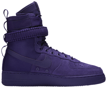 b29f10d0ef3e59 SF Air Force 1  Court Purple  - Nike - 864024 500