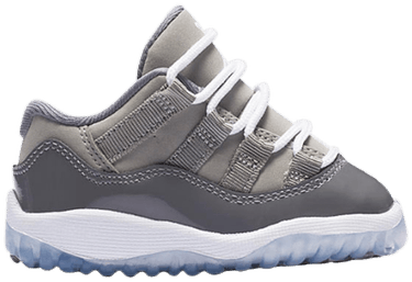6a82002078b1 Air Jordan 11 Retro Low BT  Cool Grey  - Air Jordan - 505836 003