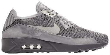 6c20e9a57f97 Air Max 90 Ultra 2.0 Flyknit  Atmosphere Grey  - Nike - 875943 007 ...