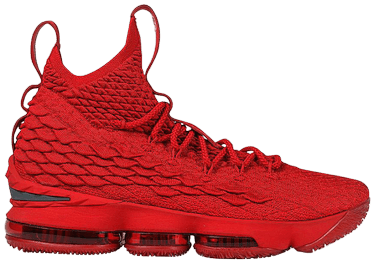 finest selection 1b063 2a78d LeBron 15 PE 'Ohio State' Sample