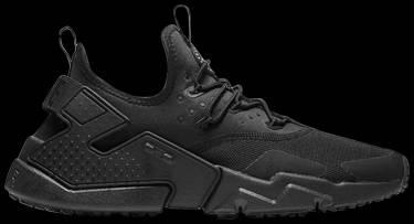 54017f958fb69 Air Huarache Drift  Triple Black  - Nike - AH7334 003