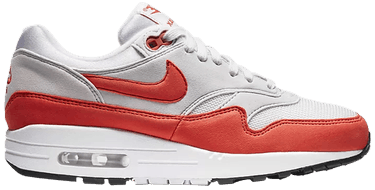 huge discount 7e0f3 62534 Wmns Air Max 1 'Habanero Red' - Nike - 319986 035   GOAT