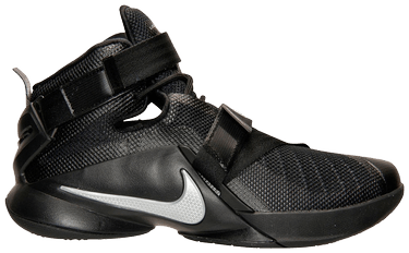 official photos 93be2 2a605 LeBron Soldier 9 'Blackout'