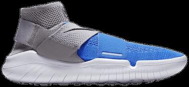 ed9db90de1e12 Free RN Motion Flyknit 2018  Photo Blue  - Nike - 942840 401
