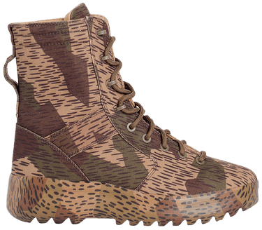 1d2684f20e135 Yeezy Season 6 Military Boots  Splinter Camo  - Yeezy - YZ6MF6007 ...