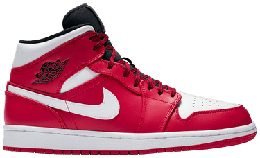 9ae4d05a6721 Air Jordan 1 Mid  Gym Red  - Air Jordan - 554724 605