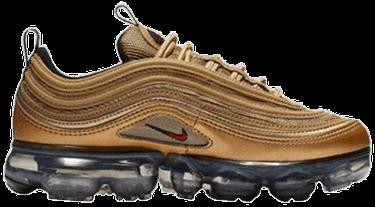 be1284307f2 Air VaporMax 97 GS  Metallic Gold  - Nike - AQ2657 700