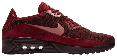 separation shoes 9b55c d3ea3 Air Max 90 Ultra 2.0 Flyknit 'Team Red'