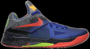 Zoom KD 4  Nerf  - Nike - 517408 400  07d5e9293
