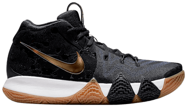 c67b8421d6a2 Kyrie 4  Pitch Blue  - Nike - 943806 403