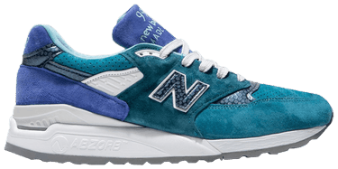 """New Balance x Concepts 998 """"Nor'Easter"""" : Sneakers"""