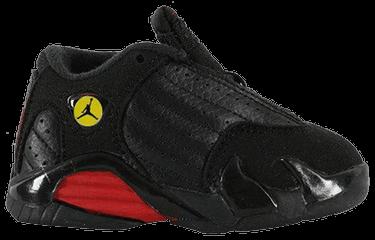 sports shoes d550b 2f7b4 Air Jordan 14 Retro TD  Last Shot  2018