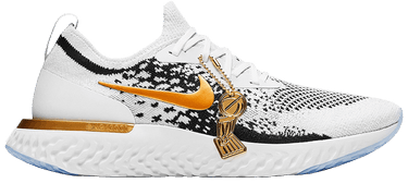 1311cecbd9 Epic React Flyknit 'Golden State Warriors' PE - Nike - epicreactgsw ...