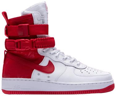 new product a0326 d4e6e SF Air Force 1 High 'University Red'