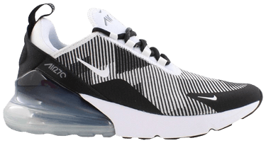 lowest price 3df1b bea55 Air Max 270 KJCRD GS 'Black White Grey'