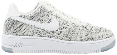 brand new 5992d 98f66 Wmns Air Force 1 Flyknit Low 'White'