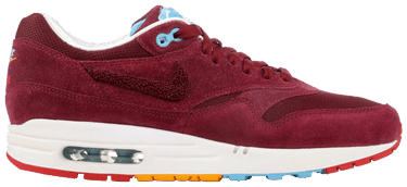 1352e0ec5f Patta x Parra x Air Max 1 Premium 'Cherrywood' - Nike - 394805 600 ...