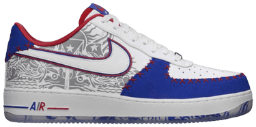 low priced f76ac 5dae3 Air Force 1  Puerto Rico . Nike