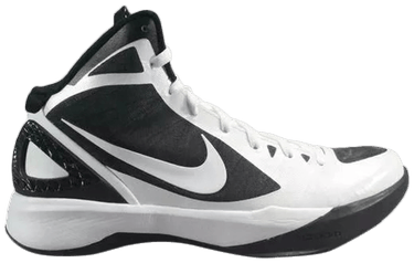 8b0f089d7def Hyperdunk 2011  White Black  - Nike - 454138 102