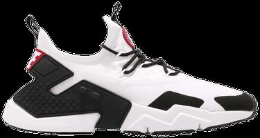 d91e1016919bb Air Huarache Drift  White Red Black  - Nike - AH7334 103