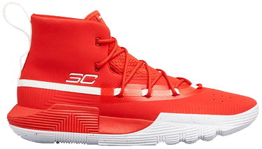 detailed look e0d92 c2d86 Curry 3Zer0 2 'Red' - Under Armour - 3020613 600   GOAT