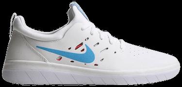 12a7f426aac SB Nyjah Free  Blue Fury  - Nike - AA4272 101