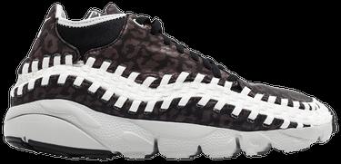 watch 2054f 58e96 Mita x Air Footscape Woven Chukka  Monotone Leopard