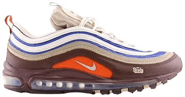 Eminem x Air Max 97 'Shady Records' Sample Nike BMN866