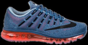 huge selection of 2ceb8 aa430 Air Max 2016 'Ocean Fog' - Nike - 806771 402 | GOAT