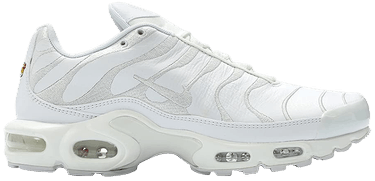 Nike Air Max Plus (Triple White)